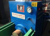 液压机之耐震压力表案例
