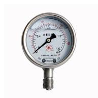 普通不锈钢压力表