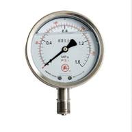 YGW系列耐高溫壓力表