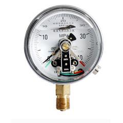YXC-100徑向普通電接點壓力表