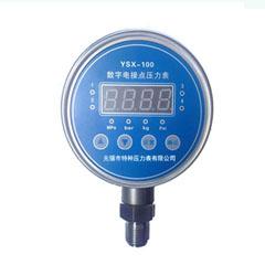 數字電接點壓力表